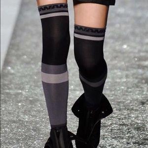 ab4ba3e86 Alexander wang for H M brand new high socks
